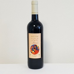 Merlot Rouge Charentais IGP : (75 cl)