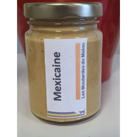 MOUTARDE MEXICAINE (100 gr)