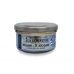 Mousse de St Jacques au Whisky (260 g)